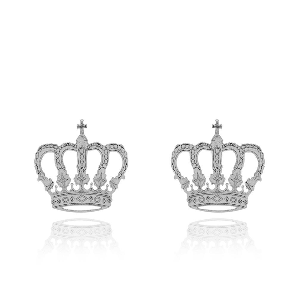 Brinco Coroa Realeza G