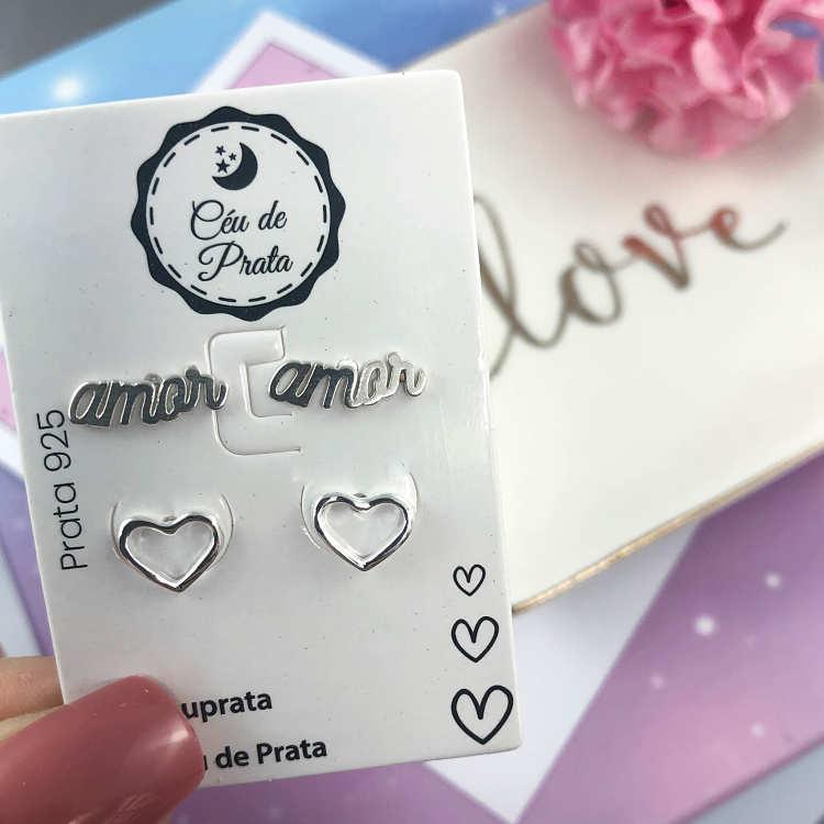 Brinco Kit Amor
