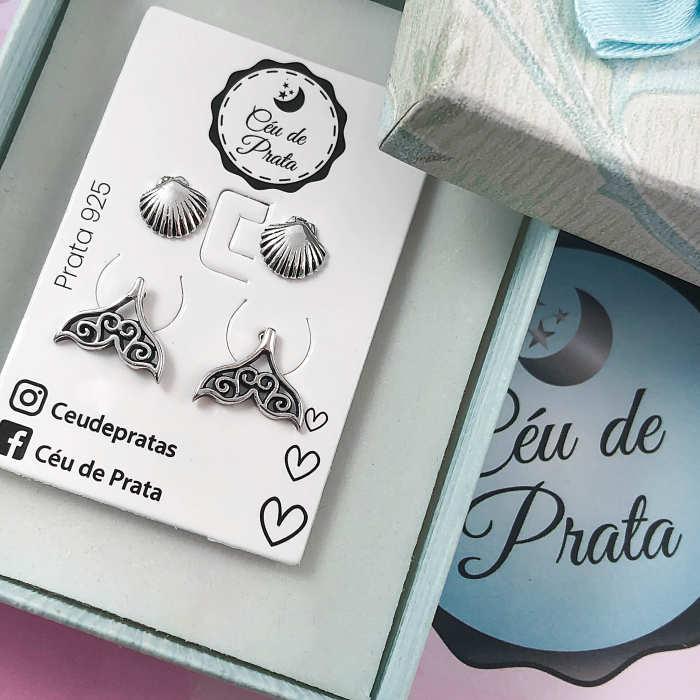 Brinco Kit Beleza do Mar