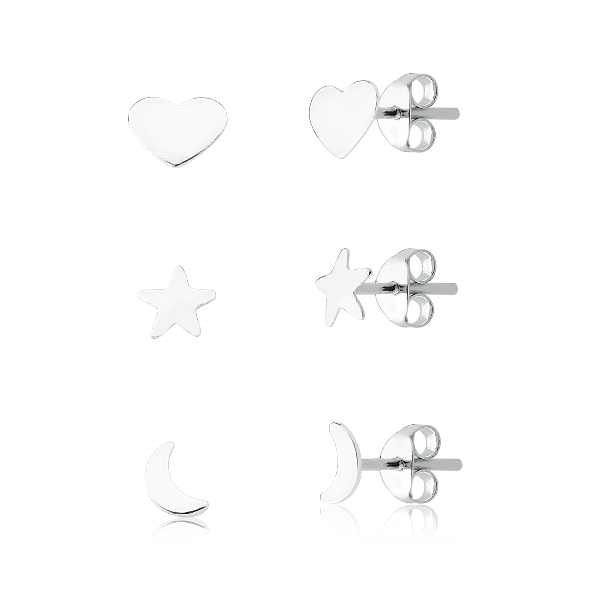 Brinco Kit Clássicos Coração