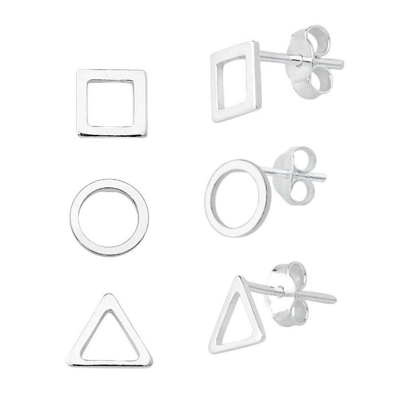 Brinco Kit Geométrico