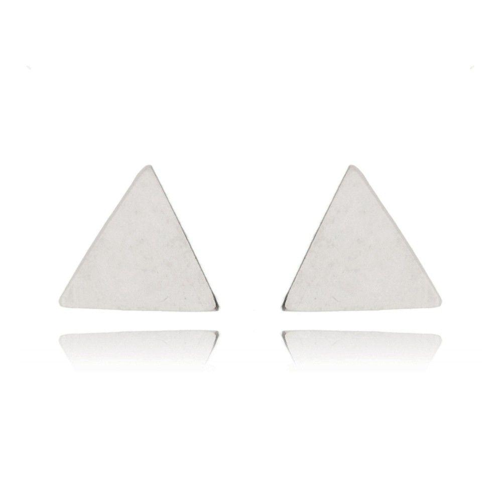 Brinco Triângulo Pequeno