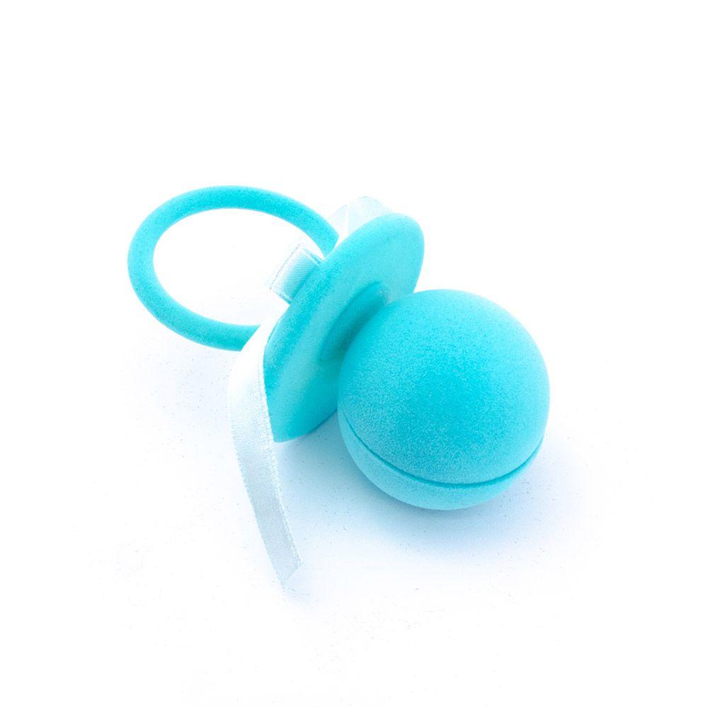 Caixa de Presente Chupeta Azul
