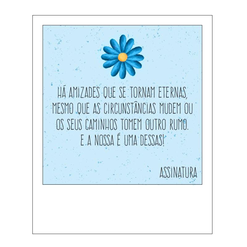 Cartão de Presente Amizade