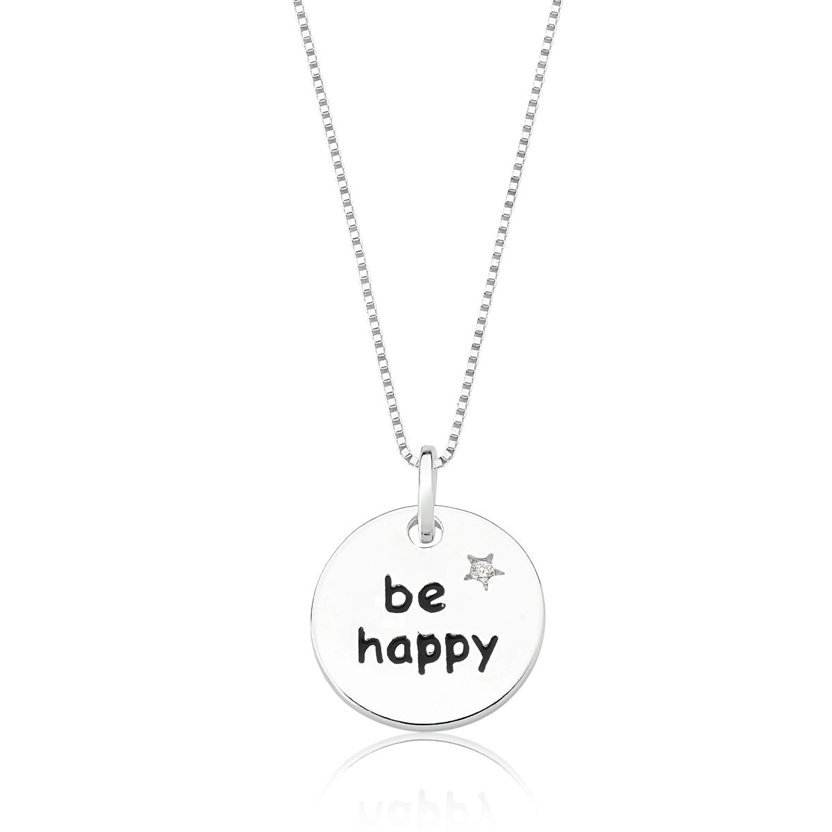 Colar Be Happy