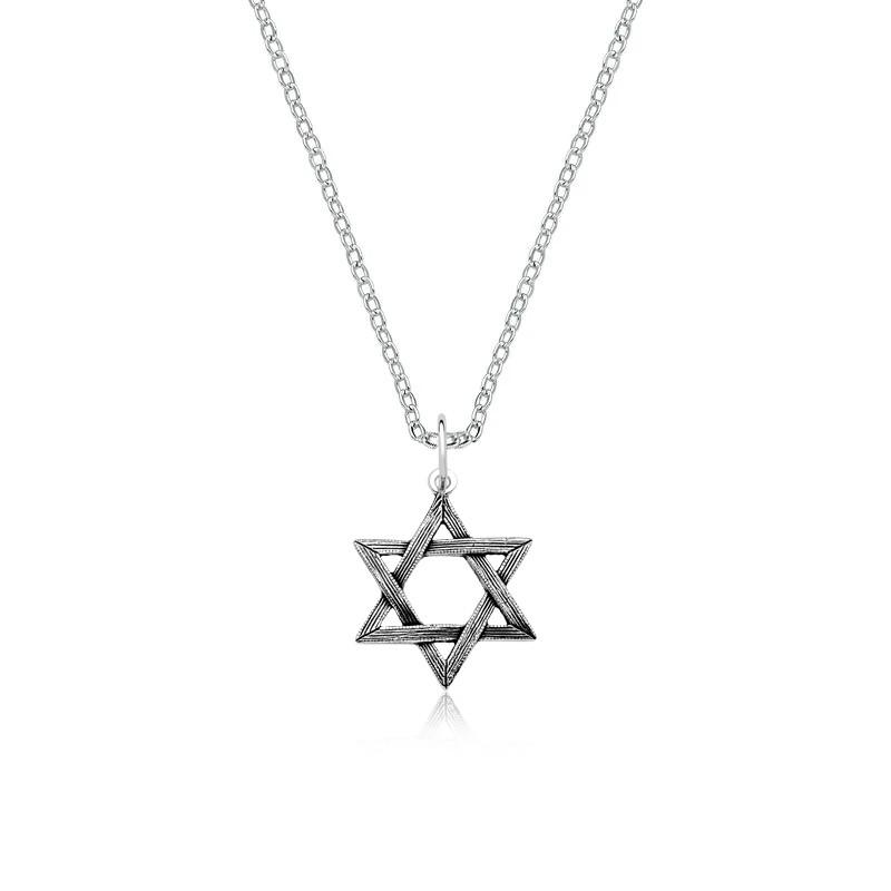 Colar Estrela de Salomão