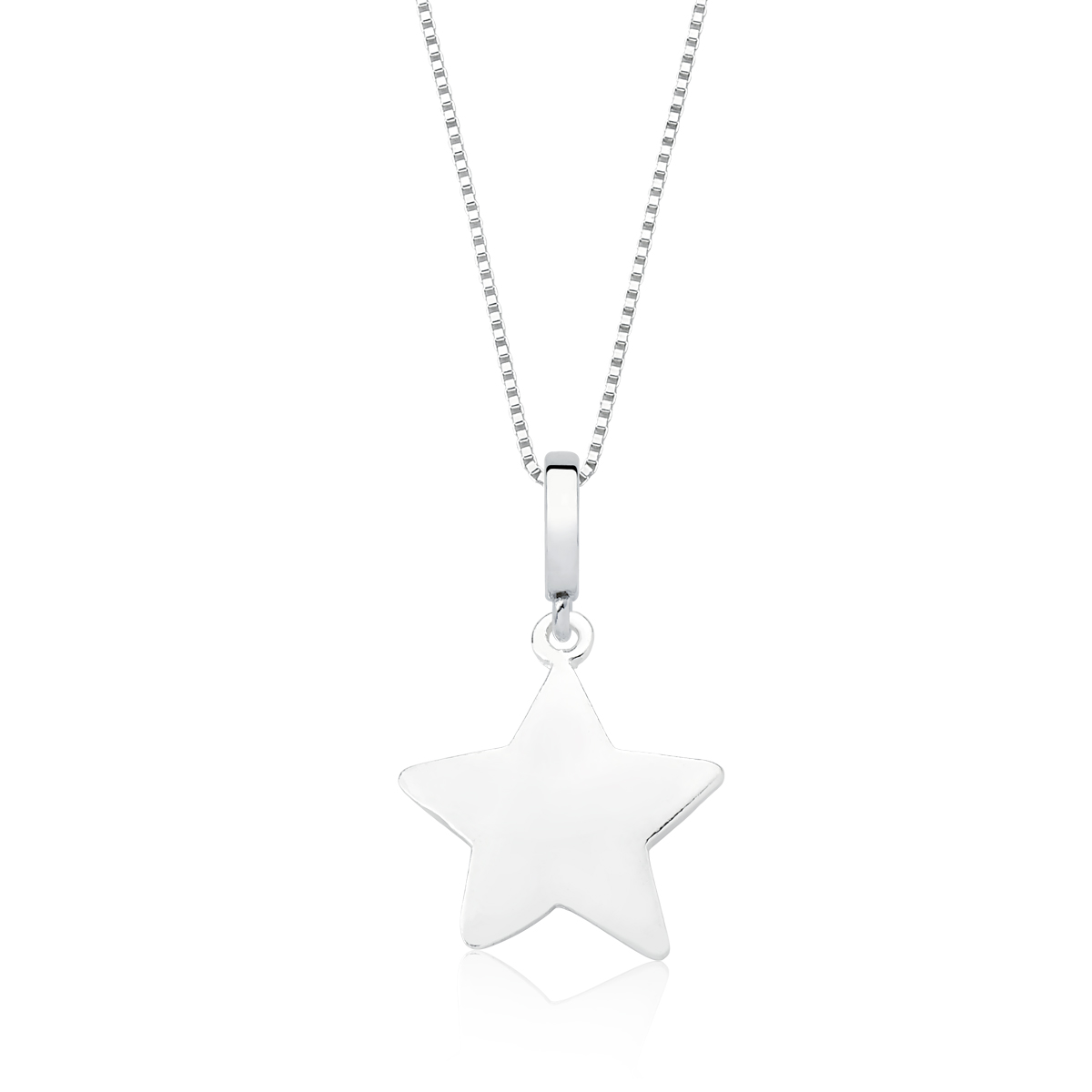 Conjunto Estrelas de Prata