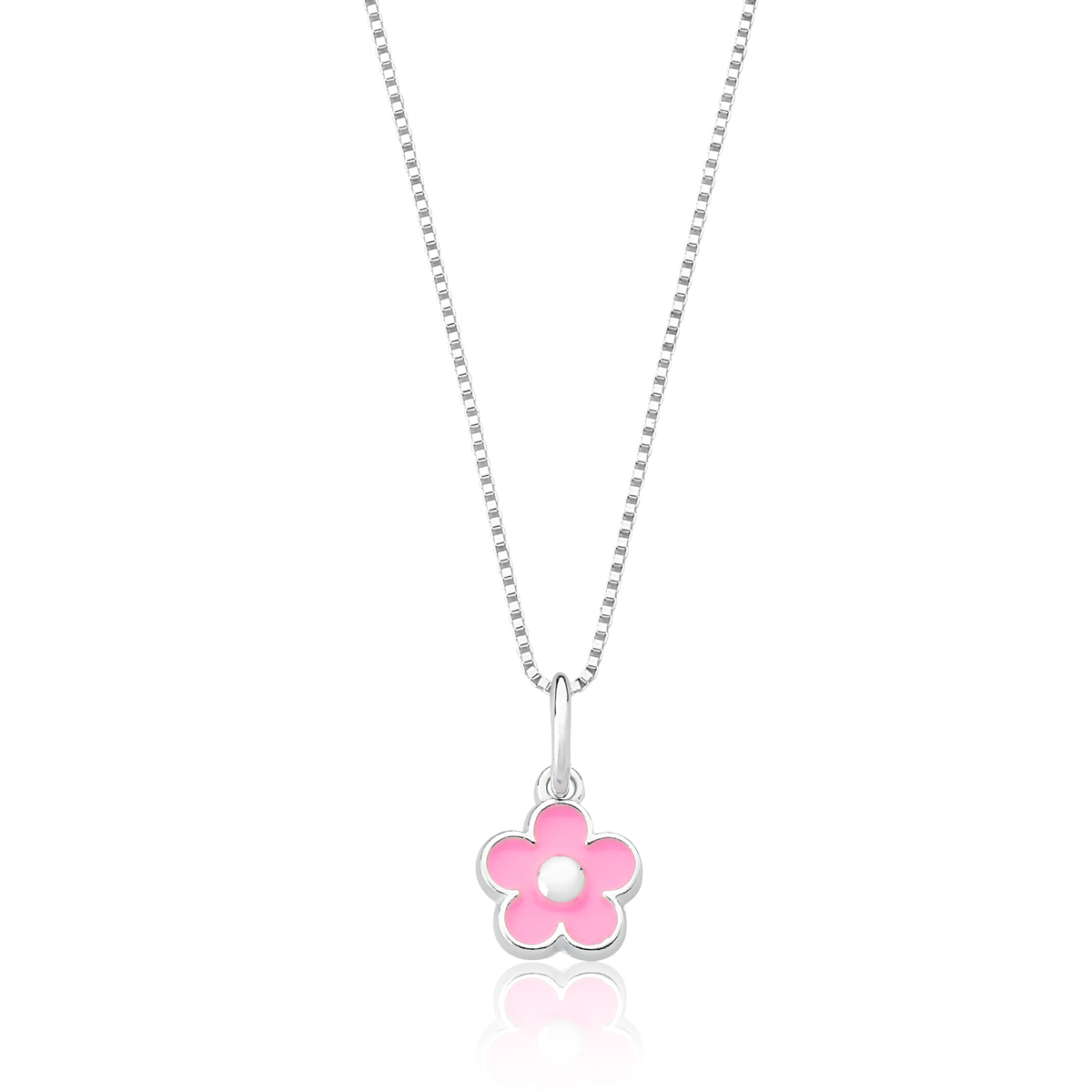 Conjunto Infantil Flor Rosa