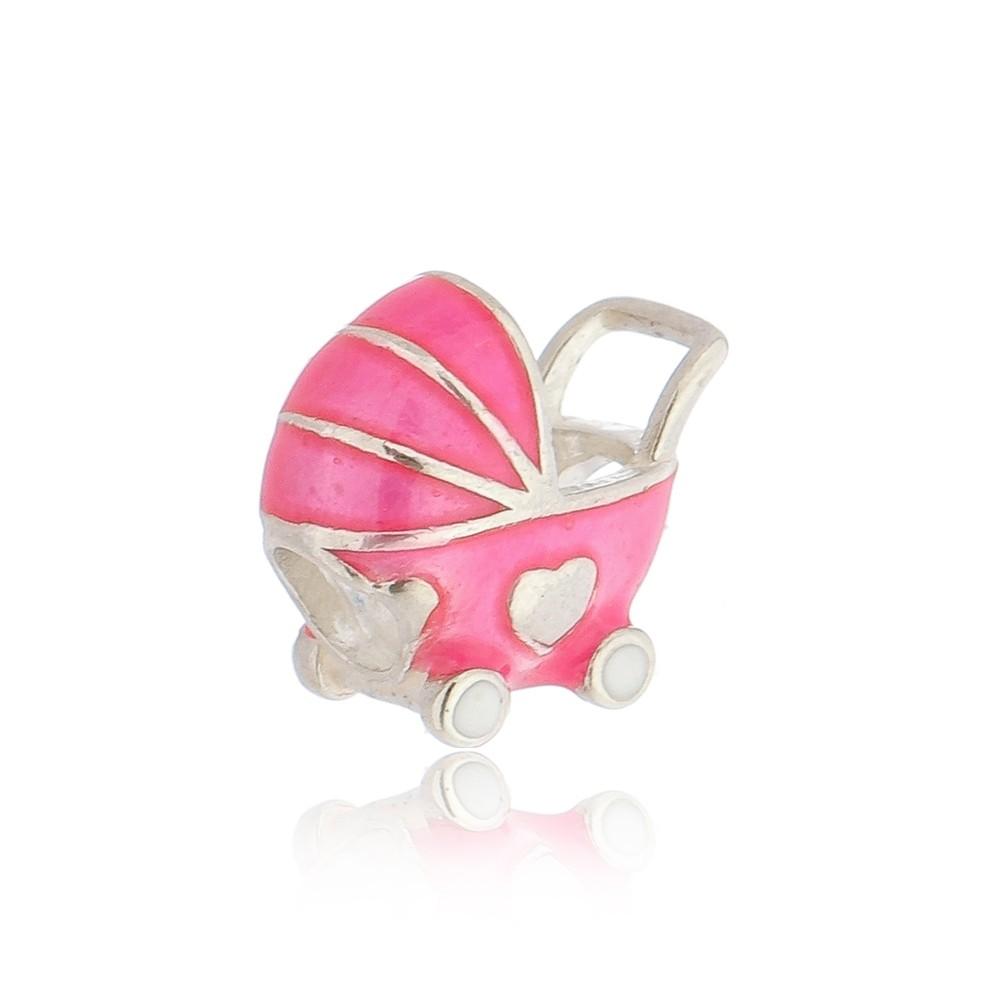 Berloque Carrinho de Bebê