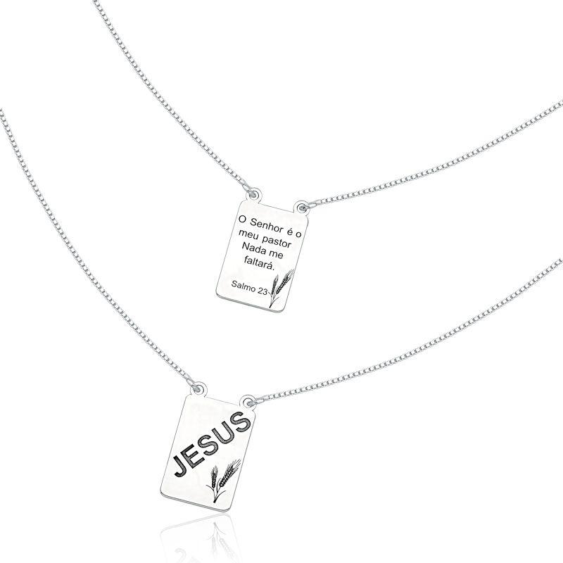 Escapulário Salmo 23