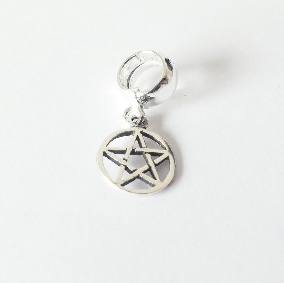 Berloque Estrela de 5 Pontas Pentagrama