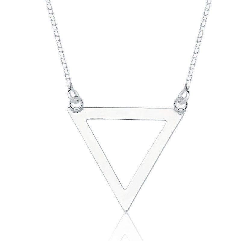 Gargantilha Triângulo