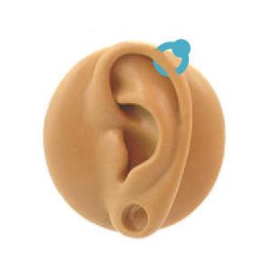 Piercing De Pressão Cartilagem Pena