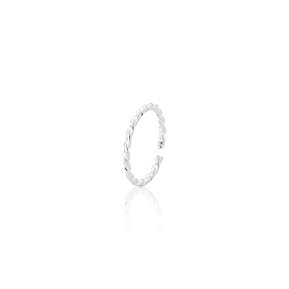 Piercing Nariz Fio Frisado 8 MM