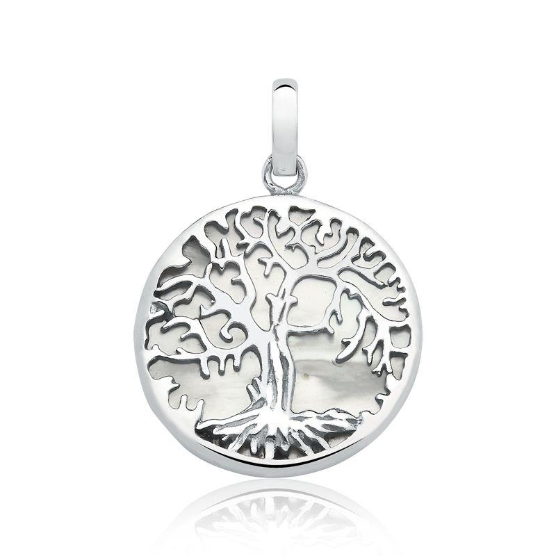 Pingente Árvore da Vida Madrepérola