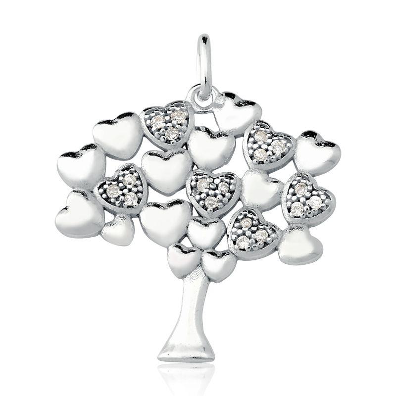 Pingente Árvore do Amor