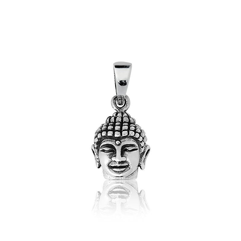 Pingente Cabeça do Buda P