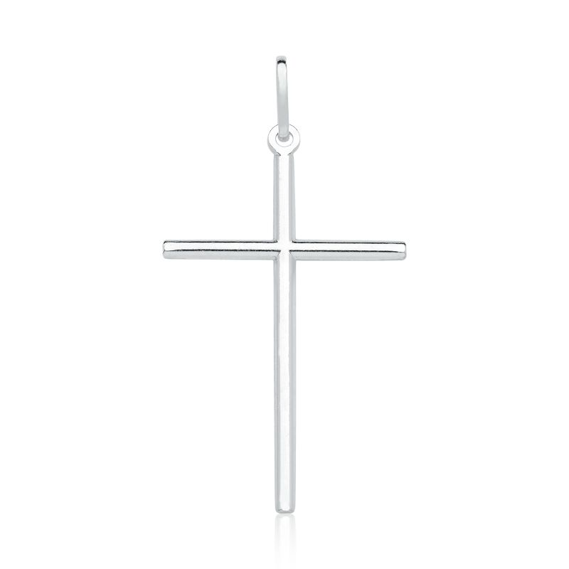 Pingente Crucifixo 3D