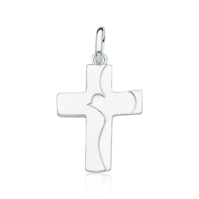 Pingente Crucifixo Detalhado