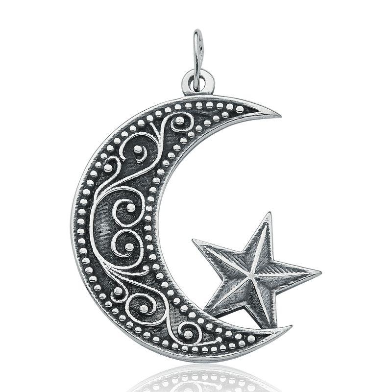 Pingente Lua Encantada
