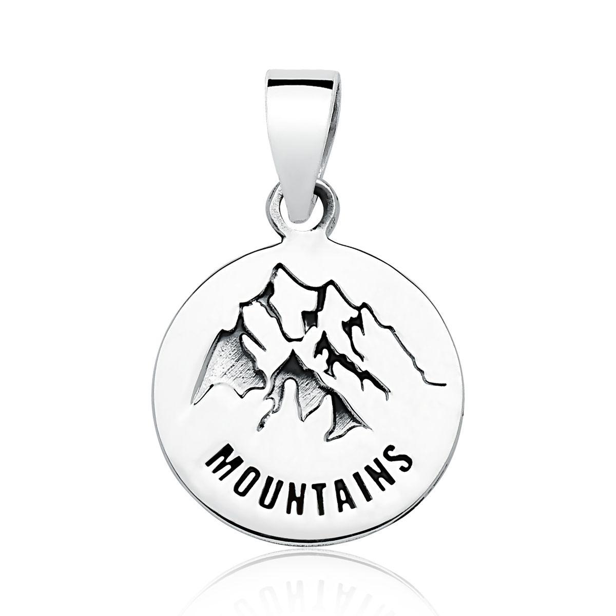Pingente Montanhas