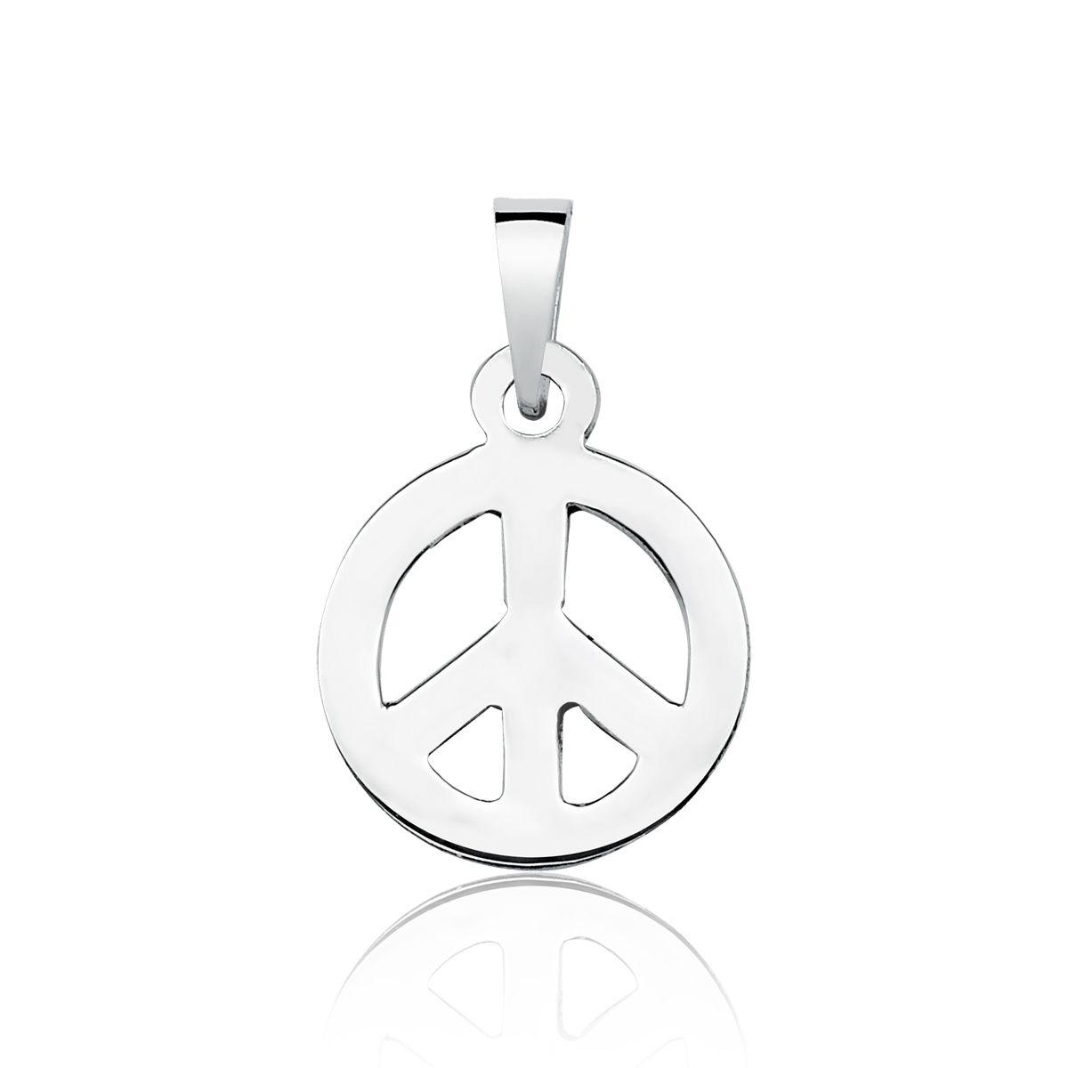 Pingente Paz e Amor