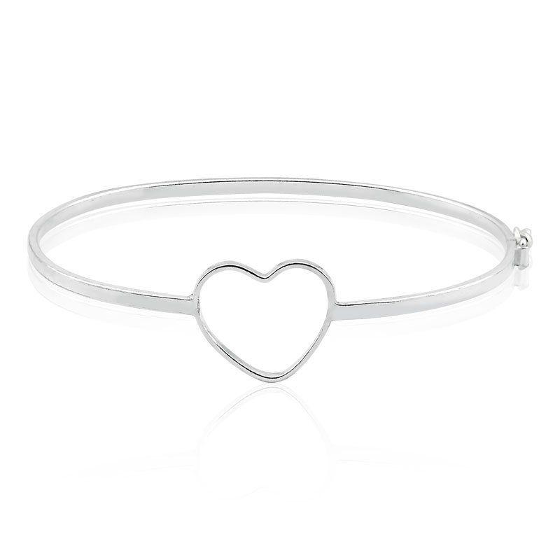 Pulseira Bracelete Coração