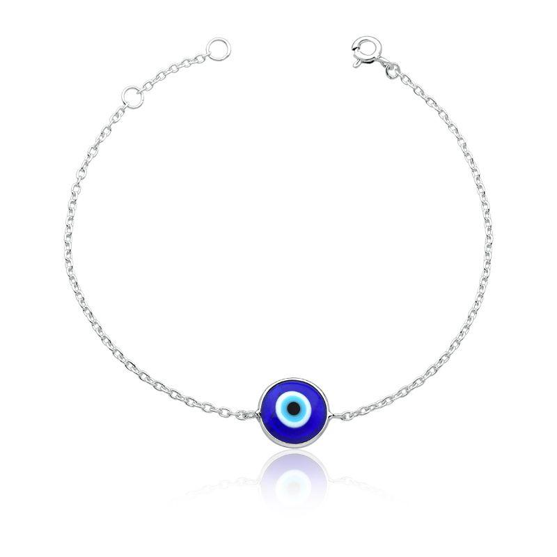 Pulseira Olho Grego Azul II