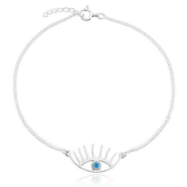 Tornozeleira Olho Azul