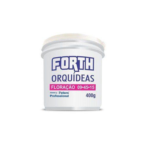 Adubo Fertilizante Forth Orquídeas - Peters Professional - Floração - 09-45-15 - 400g