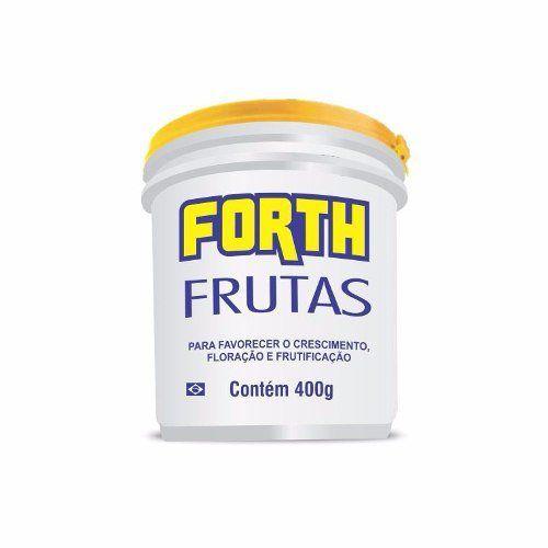 Kit Forth Enraizador + Plantio + Frutas
