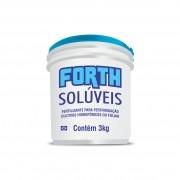 Adubo Fertilizante FORTH Solúveis - Inicial - 3kg