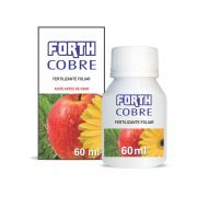 Adubo Fertilizante para Agricultura - FORTH COBRE - 60ml