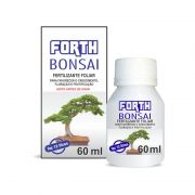 Adubo Fertilizante para Bonsai - FORTH Bonsai - 60ml - Faz 12 litros