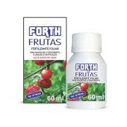 Adubo Fertilizante para Frutas - FORTH Frutas - 60ml Faz 12 Litros