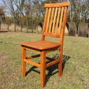 Cadeira de Madeira - Mineira - Peroba Rosa