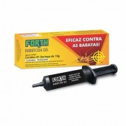 FORTH Baraticida Gel - 10g - Linha Defensores