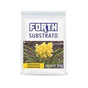FORTH Substrato para Orquídeas Terrestres - 2kg