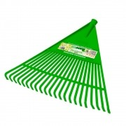 Vassoura Ancinho Verde Triangular sem Cabo