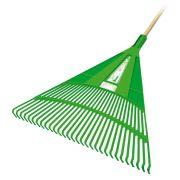 Vassoura Triangular para Grama - Grande - 78cm
