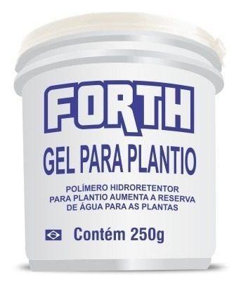 Gel para Plantio de Mudas - Forth Gel - 250g