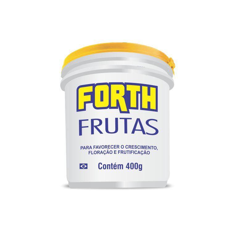 Adubo Fertilizante para Frutas - FORTH Frutas - 400g