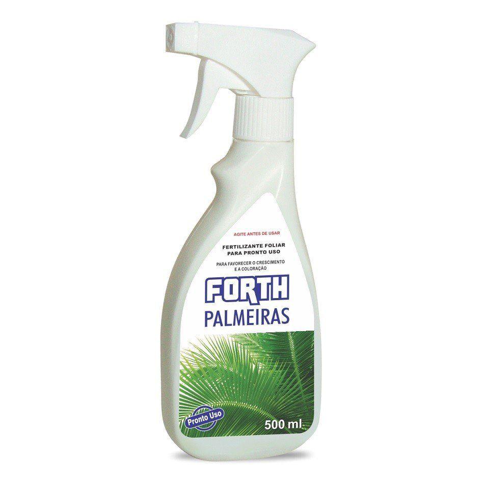 Adubo Fertilizante para Palmeiras - 500ml - Pronto Uso