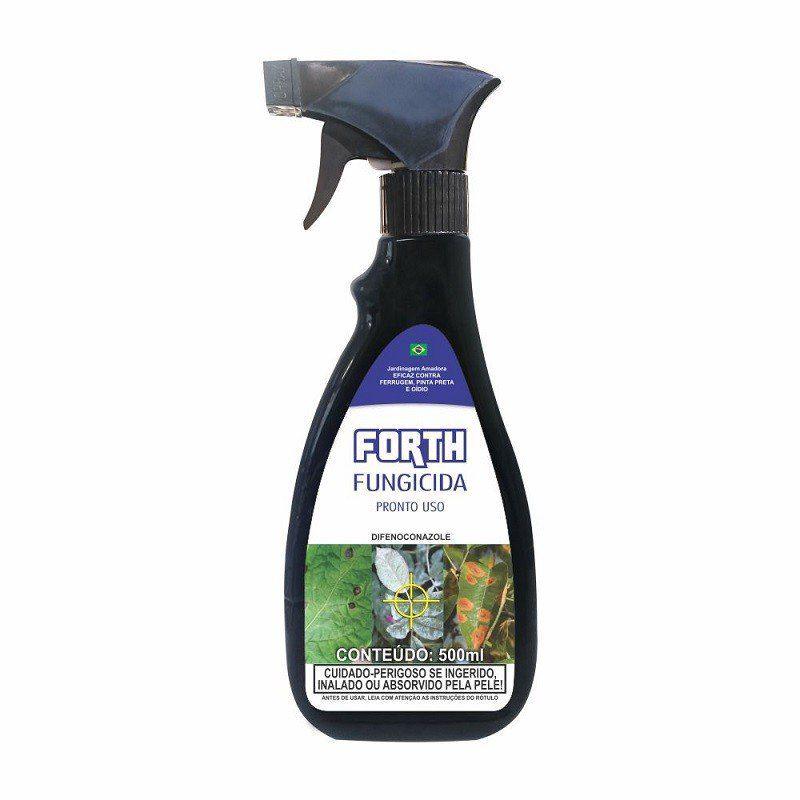 FORTH Fungicida - 500ml - Pronto Uso - Linha Defensores