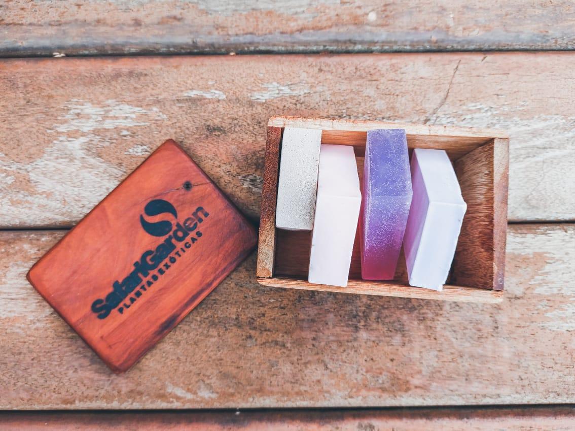 Kit Sabonete Artesanal