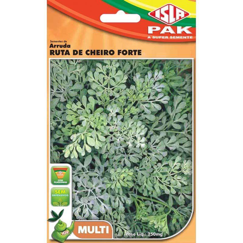 Sementes de Arruda / Ruta Cheiro de Forte (Isla Multi)