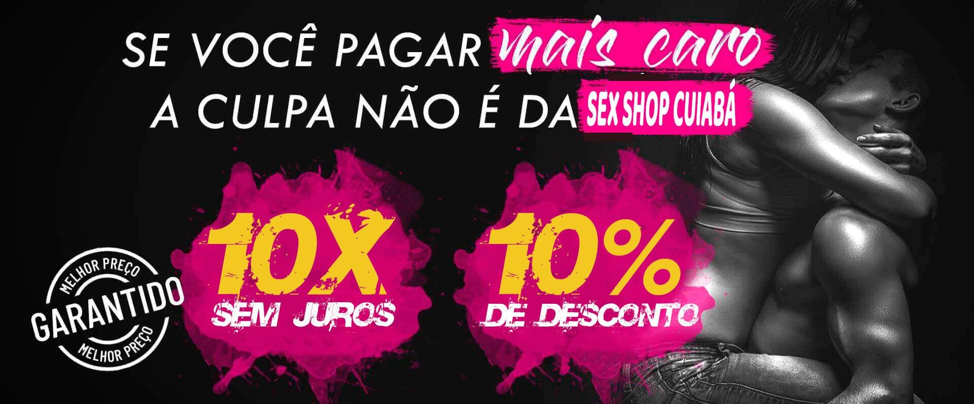 Sex shop Cuiabá Descontos
