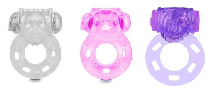 Anel peniano com vibro e estimulador de clitóris com textura estimuladora Vibe - UN  - Sex Shop Cuiaba - Sexshop - Sexyshop - Produtos Eróticos