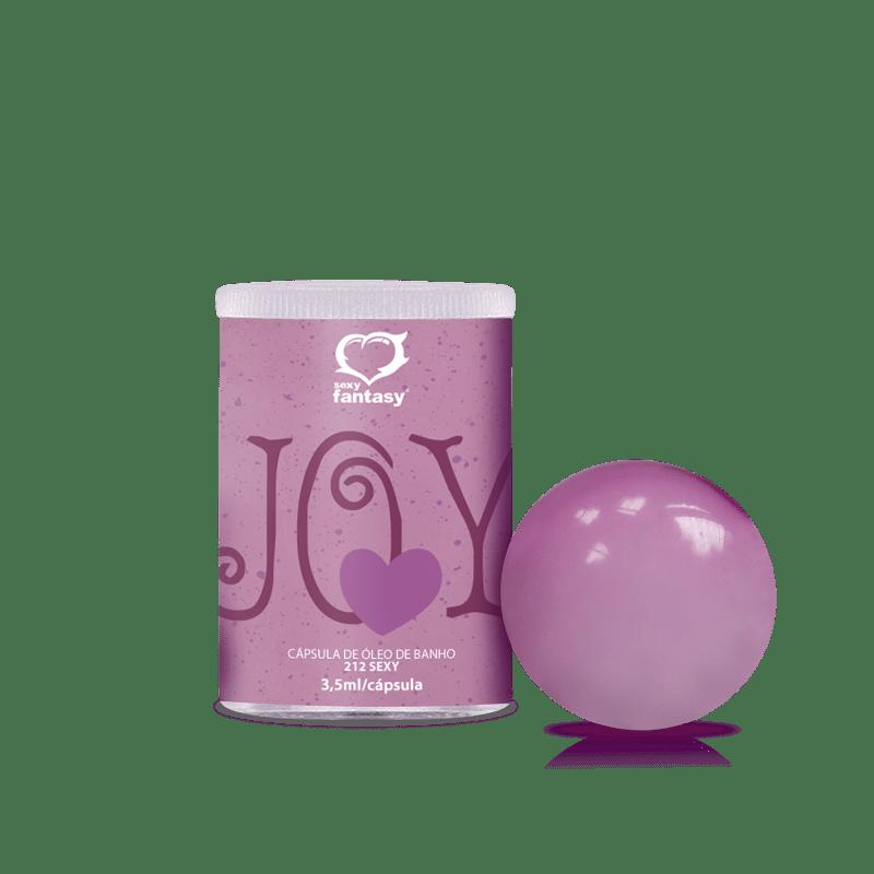Bolinha aromática joy 212 sexy 1 unidade - sexy fantasy