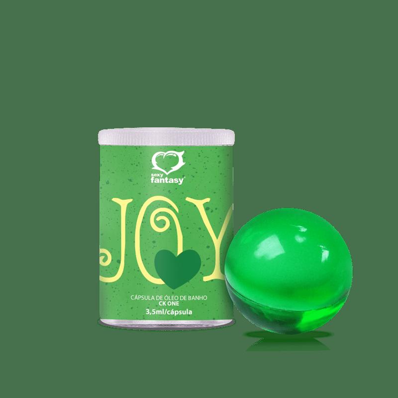 Bolinha aromática joy ck one 1 unidade – sexy fantasy